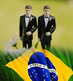 Brasil se convierte en el tercer país latinoamericano que aprueba el matrimonio homosexual
