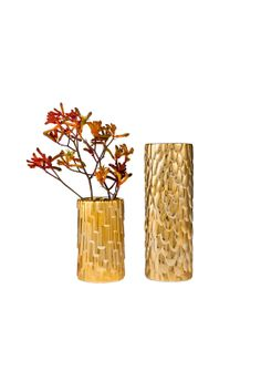 Nate Berkus x Target's Holiday Collection -- Stoneware Drip Vases