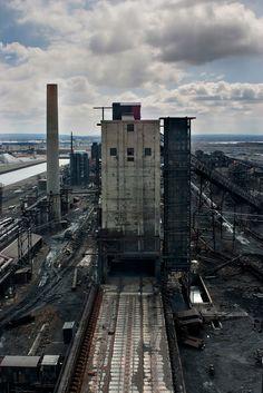 Bethlehem Steel (Lackawanna Plant): an Abandoned Steel Mill in Lackawanna, NY