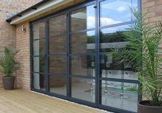 Sliding Door Design, Sliding Door Systems, Sliding Glass Door, Aluminium French Doors, Aluminium Sliding Doors, External Sliding Doors, Crittal Doors, Folding Patio Doors, Steel Frame Doors
