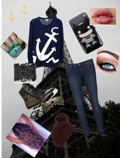"""Untitled #39"" by butterfieldcaitlin ❤ liked on Polyvore"