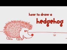 How to #Draw a #Hedgehog? Simple step by step guide learn #howtodraw a Hedgehog in a simple and interactive way. More such #drawing lessons at http://mocomi.com/fun/arts-crafts/drawing-for-kids/