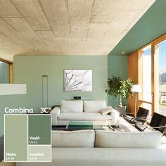 Los colores que activan la luz iluminarán tu hogar creando espacios confortables. ¿Cuál es tu favorito? #ColorLife