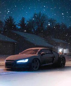 R8 #dadriver #Audi #R8 @audispain
