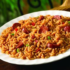 Jambalaya oh my~ I make the Zataran's mix & it ROCKS!!