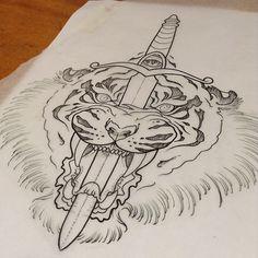 Done by Jordan Campbell, tattoo artist at Big Kahuna Tatt Shack (Burlington), Canada TattooStage.com - Rate & review your tattoo artist. #tattoo #tattoos #ink