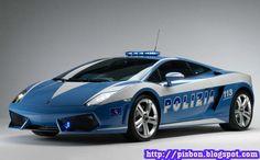 Foto Mobil Polisi Paling Mantap