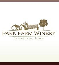 Park Farm Winery - Bankston, Iowa. Chateau-style winery overlooking scenic valley and vineyard. Features handcrafted, award-winning wines by the glass and wood fired pizza. Join them for live music Memorial Day to Labor day on Sundays.