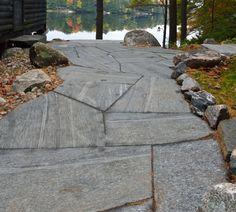 granite 5 point path to lake