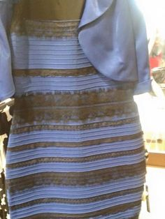 THE DRESS IS FREAKIN BLACK & BLUE CAITLIN!!!!!!!!!!!!!