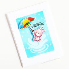 Stamps: Under My Umbrella / Stencils: Splish Splash, Rainy Day Under My Umbrella, Splish Splash, Clear Stamps, Kite, Stencils, Dragons, Templates, Stenciling, Painting Stencils
