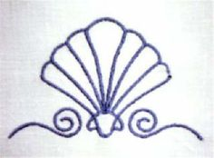 Love the beach and ocean. Want a small, simple design. Maybe this one...