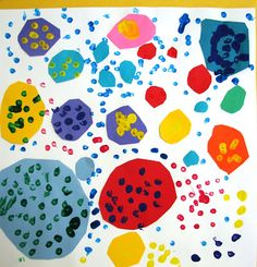 2nd Grade, Joan Miro's Abstract Lines | Art Lesson Plans K-12 | My ...