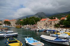 Quiet Harbor of Bol on Brac Island, Croatia - LandLopers