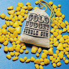Gold Rush Bubble Gum