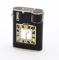 Cartier. Reloj-encendedor años 20