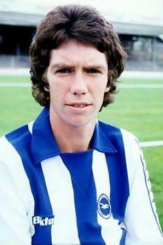 Gary Williams Brighton 1979 Brighton & Hove Albion, Brighton And Hove, Dan, Kicks, 1970s, Clock, Amazing, Football Soccer, Watch