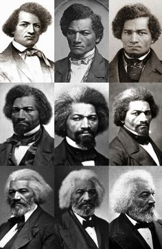 From slavery to freedom, Frederick Douglass lived an active life, fighting for African Americans and women alike. Born into slavery, Douglass experienced the horrors before finding freedom. Black History Month, Black History Facts, Frederick Douglass, By Any Means Necessary, Portraits, My Black Is Beautiful, African American History, Black People, Vintage Photos