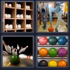 4 fotos 1 palabra boliche - Pulsa en la foto para ver la respuesta