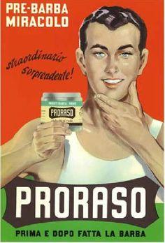 Vintage Proraso ad - still a top seller today!