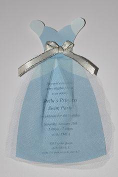invitation robe cendrillon                                                                                                                                                                                 Plus