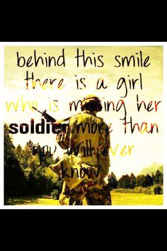 soldiers quotes | Pinned by Nicole Rucinski