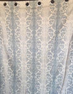 Eclipse Grommet Blackout Window Curtain Panel Set of 1 52x62 Smokey Blue | eBay