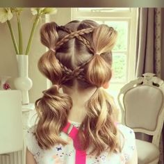 Beautiful By:@sweethearts_hair_design
