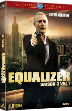 Equalizer - Saison 3 - Vol. 1 - DVD NEUF SERIE TV
