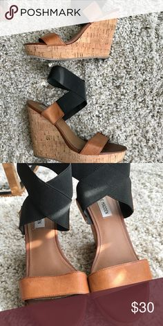 Steve Madden Wedges Size: 7 Steve Madden Shoes Wedges