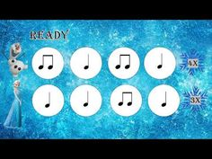 Online Music Lessons, Elementary Music Lessons, Kindergarten Music, Teaching Music, Frozen Youtube, Kids Singing, Middle School Music, Music Beats, Primary Music