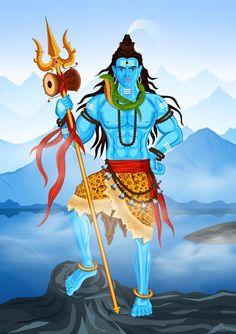 Lord Shiva Pics, Lord Shiva Hd Images, Lord Shiva Family, Hanuman Hd Wallpaper, Lord Hanuman Wallpapers, Shiva Hindu, Shiva Art, Hindu Deities, Diwali Hindu