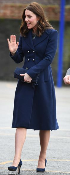 Duchess Catherine of Cambridge carried out her first engagement of 2018. The Duchess of Cambridge visited Reach Academy Feltham to monitor their works with Place2Be. Reach Academy is an independent school that is financed by the public and that gives free of charge education to local children between the ages of 4-18. In order to improve emotional welfare of students, Reach Academy works with Place2Be which provides specialist education. By choosing to visit Place2Talk, students can find…