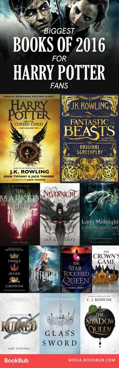 Searching for books to read if you like Harry Potter? These hits from 2016 are definitely books to read next in 2017!