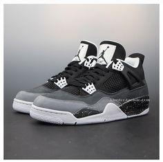 Nike. Jordan's.