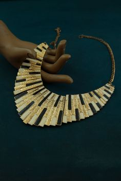 Costume jewellery vintage Art Deco antique gold di Daedaleum