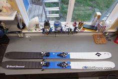"Black Diamond Helio 105 €"" Quiver Arrow of the Week - THE Backcountry Skiing Blog #skiwear"