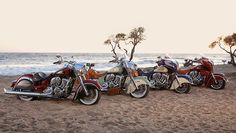 2015 Indian Motorcycle Line-up