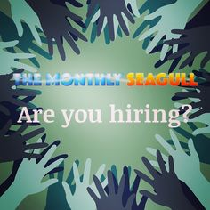Do you run your own business? Are you hiring? Advertise your work opportunities, apprenticeships, full or part-time in the Monthly Seagull Magazine. #recruitment #jobsinhastings #jobsinbexhill #hastings #bexhill #advertising #socialmediamarketing #socialmedia