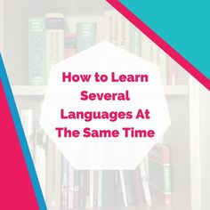 """It's the dream of many language learners...to study more than one language at the same time and start speaking in more languages within just a year, or maybe even in months. But is this realistic? And what about rules like """"don't study languages from the same family""""? In this episode of th"""