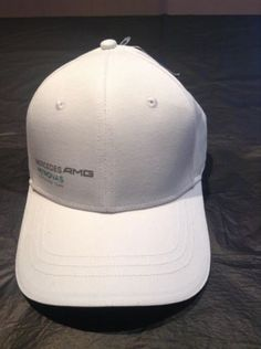 #Mercedes amg  petronas #formula one team #classic cap bnwt white,  View more on the LINK: 	http://www.zeppy.io/product/gb/2/121885580925/