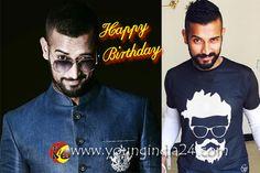 Happy Birthday Garry Sandhu!    http://youngindia24.com/happy-birthday-garry-sandhu/
