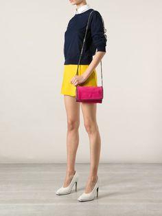 Stella McCartney Bolsa rosa modelo 'Falabella'