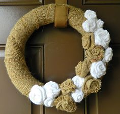 SweetGirl Expressions: Quick Simple Wreath
