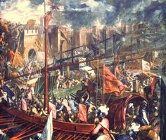 The Taking of Constantinople