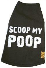 Scoop My Poop Tee Shirt