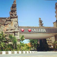 Mall Bali Galeria in Badung, Bali
