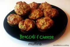Fun and easy to make broccoli and cheese muffins recipe. Great for fussy eaters, babies and toddlers.