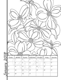 Color Your Own Birthday Cards Print Designs Digital