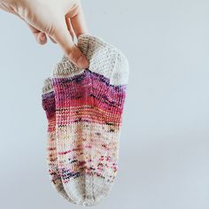 "cablesandpurls: ""Free Knitting Pattern: Go to Shortie Socks by The Making Hour cables & purls on etsy """